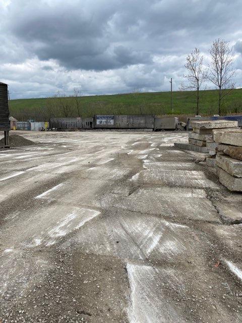 Scrap concrete area - 5